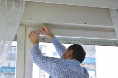 Instalación y montaje de persianas de hogar